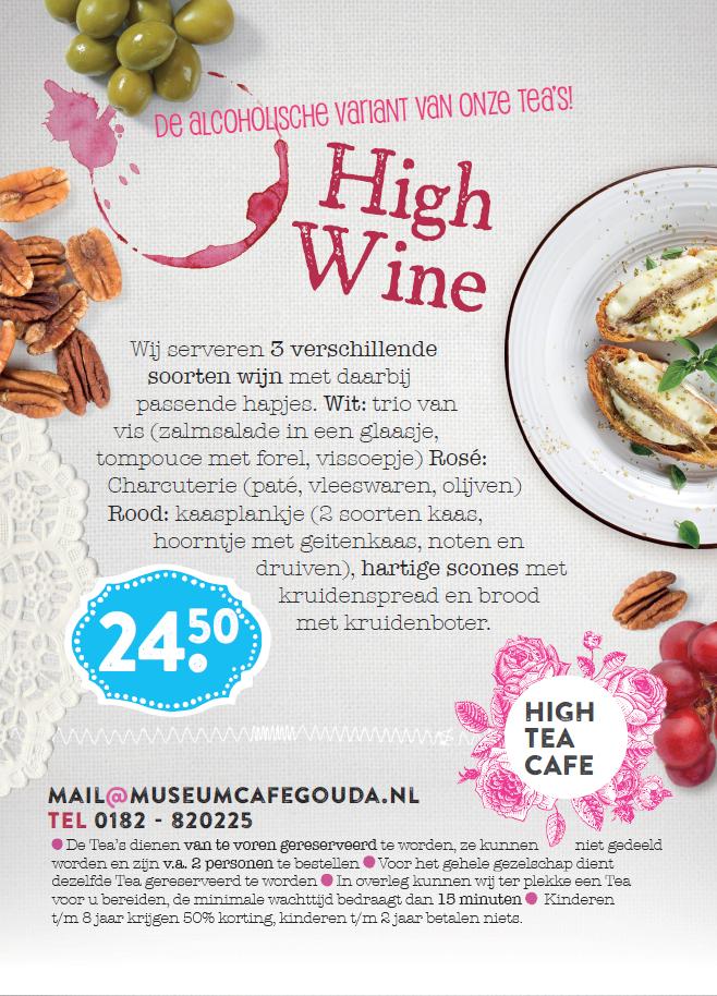 high wine gouda